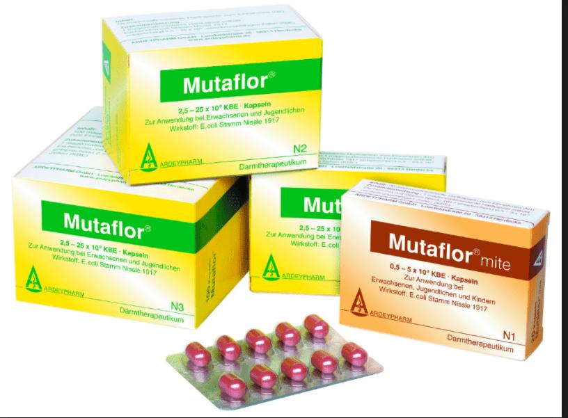 mutaflor probiotic