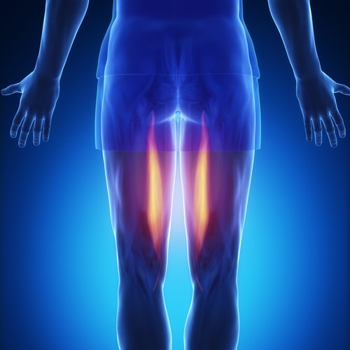 abductor muscle injury