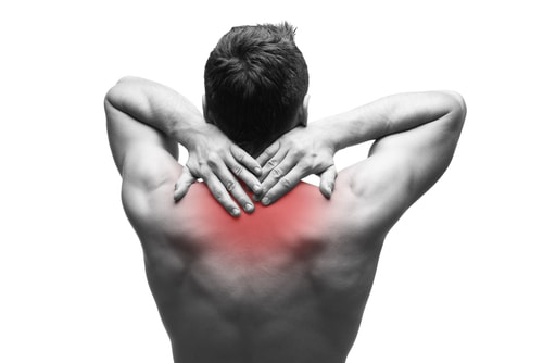 Treating Pain Between Shoulder Blades Due To Injury